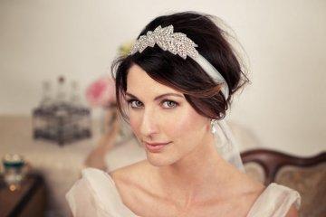 Gorgeous Short Wedding Hair Styles