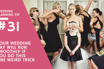 How do you keep your wedding day timeline running smoothly? - weddingfor1000.com