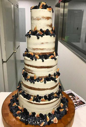 30 Rustic Wedding Cakes With Floral Amp Berry Decorations