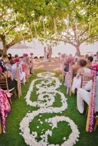 18 Beautiful Wedding Aisle Decoration Ideas | Page 2 of 4 ...