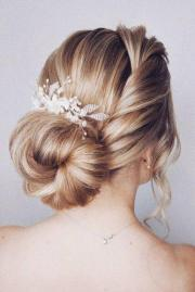 cute and easy wedding hairstyles
