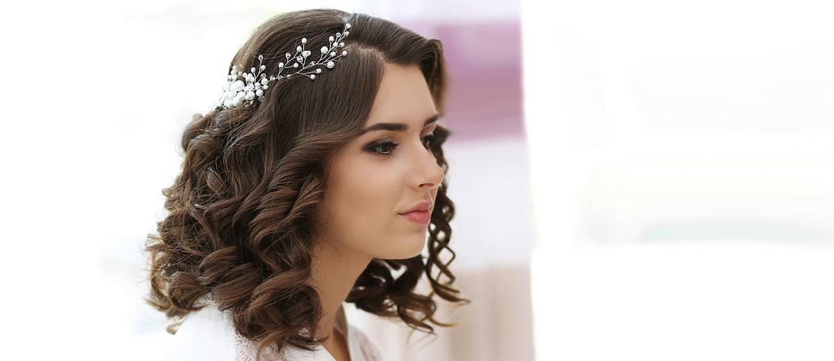 wedding hairstyles for medium length hair featured