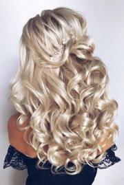 perfect curly wedding