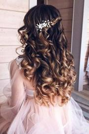 ombre wedding hairstyles