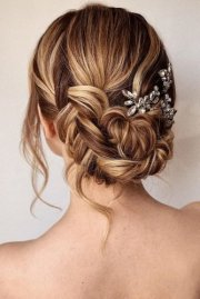 wedding hairstyles thin