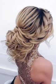 wedding updos long hair