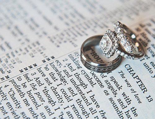 Christian Wedding Verses Bible