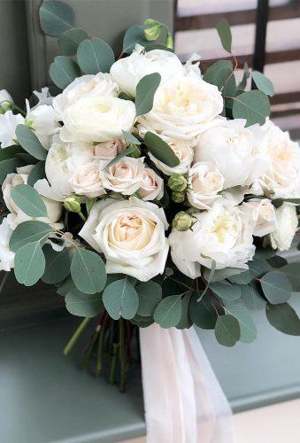 elegant wedding bouquets rode with tape flower lounge