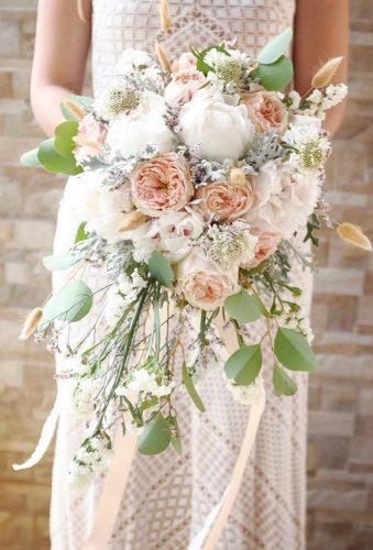 elegant wedding bouquets tender rustic bouquet lux weddingfloristry