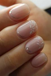wedding nails 2019 trends