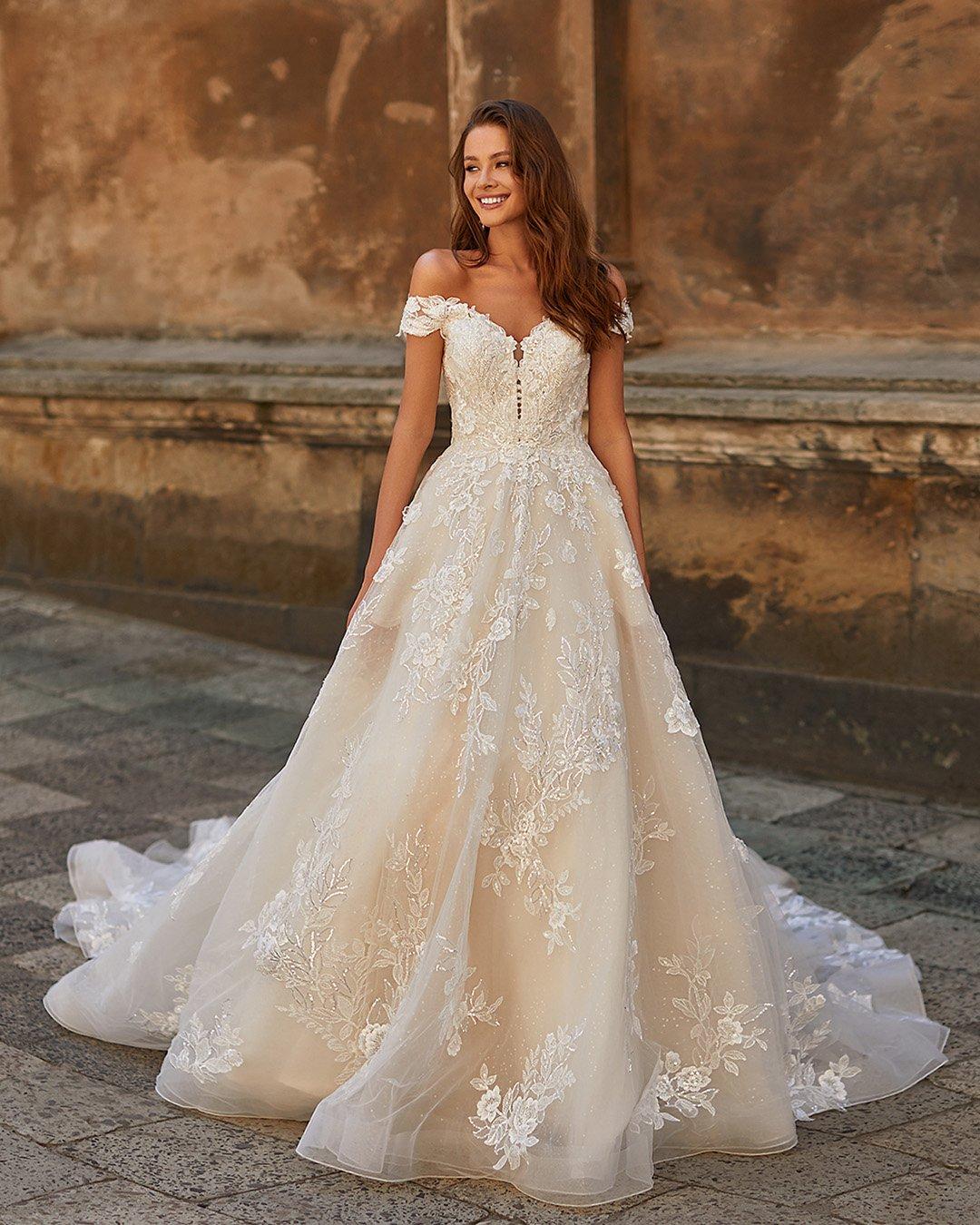 Ảnh cô dâu mặc váy cưới đẹp nhất