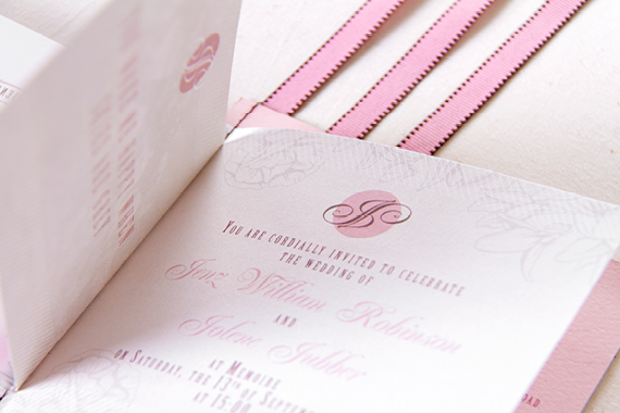 "Stationery: <a href=""http://chrystalace.com/"" target=""blank"">Chrystalace Wedding Stationery</a>"