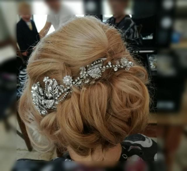 wedding hair and makeup oban | fusion hairdressing oban