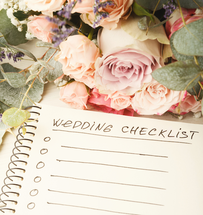 wedding planning spreadsheets