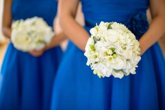 50 dos melhores buquês de casamento para noivas e empregadas domésticas © lisacarpenterphotos.com