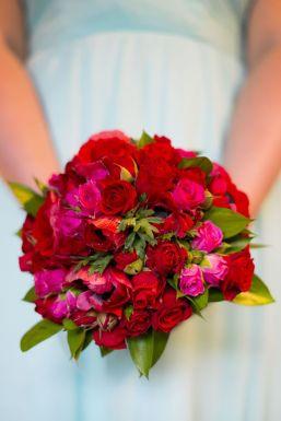 50 dos melhores buquês de casamento para noivas e empregadas domésticas © mayphotography.co.uk