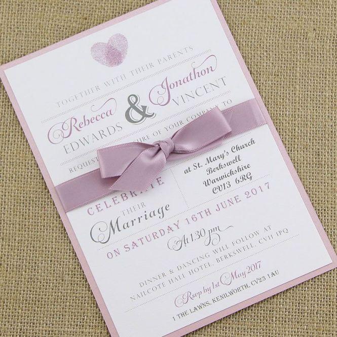 Best Diy Wedding Stationery Designs