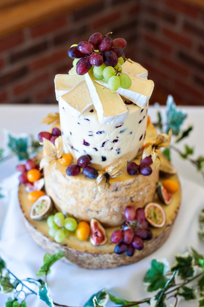 wedding-cake-alternative-cheese-wedding-cake-uk-wedding-2019-wedding-trends