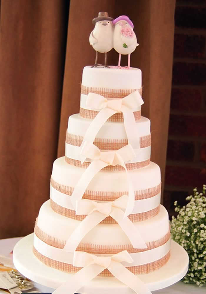 Wedding Cake Decorating Ideas