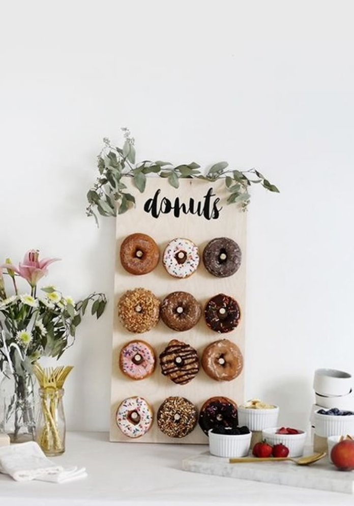 donut-wall-wedding-trend