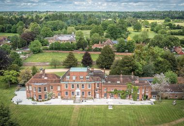 WIN A Luxury Stay For Two At Stoke Place worth £1,000!