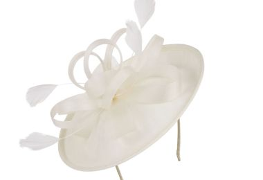 Wedding Guest Outfit On A Budget? The British Heart Foundation Launch Pretty NEW Fascinator Collection
