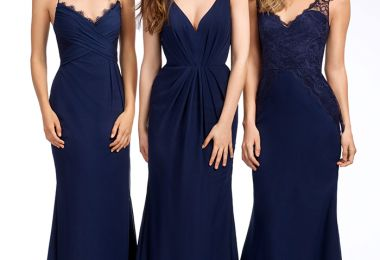 9 Stunning Navy Bridesmaid Dresses You Need To See Now!