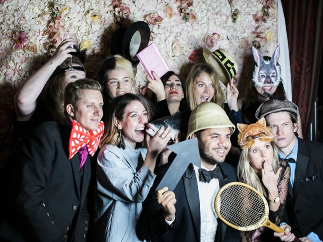 110 Wedding Entertainment Ideas That Will Wow Your Guests Photobooth