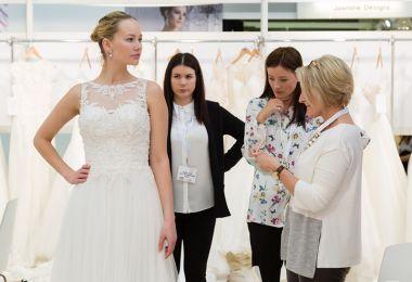 London Bridal Week: Fashion Shows, Biggest Bridal Trends & More!