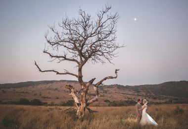 A Rustic Wedding in Sunny South Africa