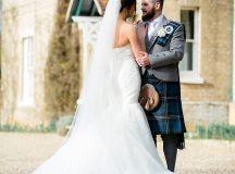modern barn wedding 12