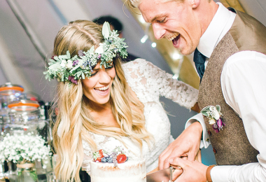 10 ways to make your wedding day run smoothly