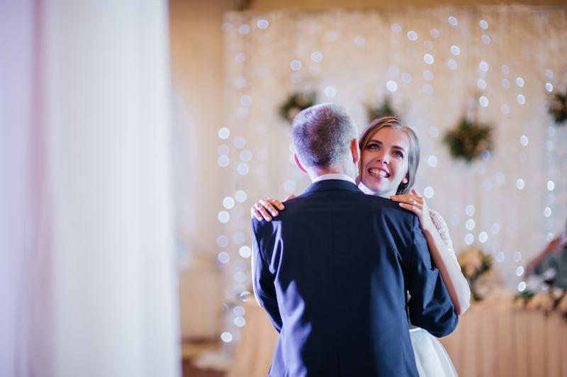bride s wedding dance