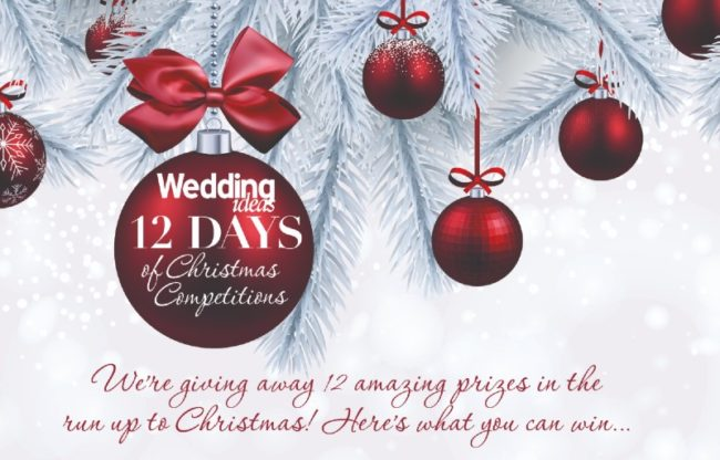 "wedding-ideas-12-days-christmas-comps ""width ="" 650 ""top ="" 416 ""srcset ="" https://www.weddingideasmag.com/wp-content/uploads/2018/12/wedding-ideas-12 -days-christmas-comps-650x416.jpg 650w, https://www.weddingideasmag.com/wp-content/uploads/2018/12/wedding-ideas-12-days-christmas-comps-300x192.jpg 300w, https : //www.weddingideasmag.com/wp-content/uploads/2018/12/wedding-ideas-12-days-christmas-comps-768x492.jpg 768w, https://www.weddingideasmag.com/wp-content/ uploads / 2018/12 / wedding-ideas-12-days-christmas-comps.jpg 800w ""sizes ="" (max-width: 650px) 100vw, 650px ""/></p data-recalc-dims="