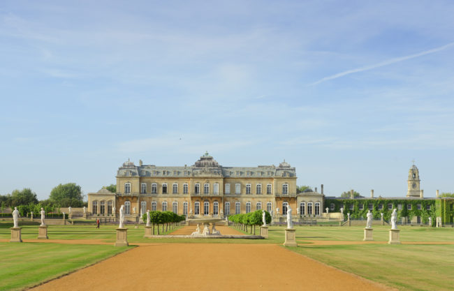 Wrest park weddings