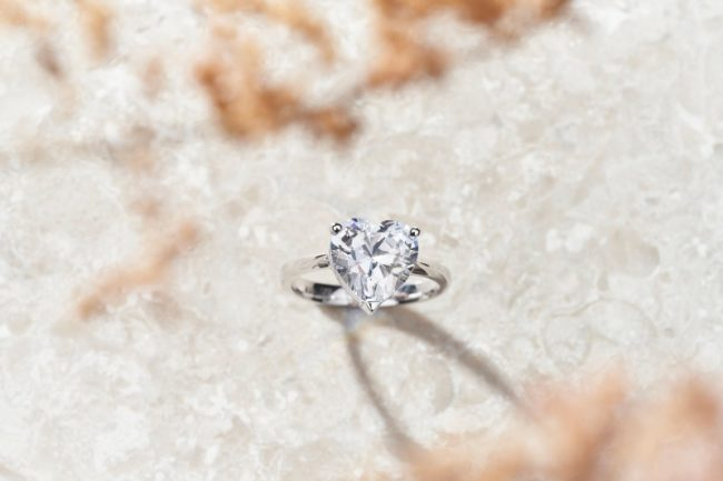 heart-shaped-diamond-engagement-ring-valentines-day