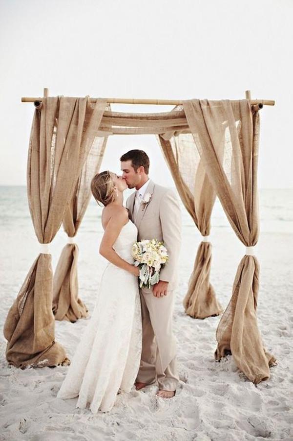 Casual Fall Wedding