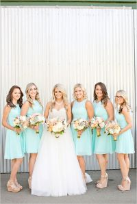30+ Mint Wedding Color Ideas For the Bride to Be