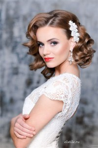10 Fantastic Wedding Hairstyles for Short Hair