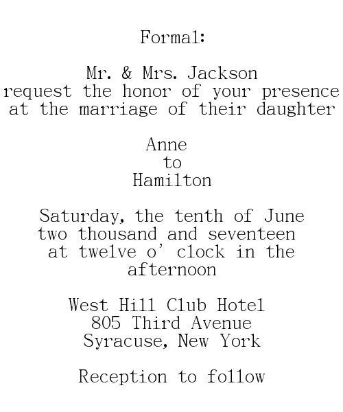 Clic Wedding Invitation