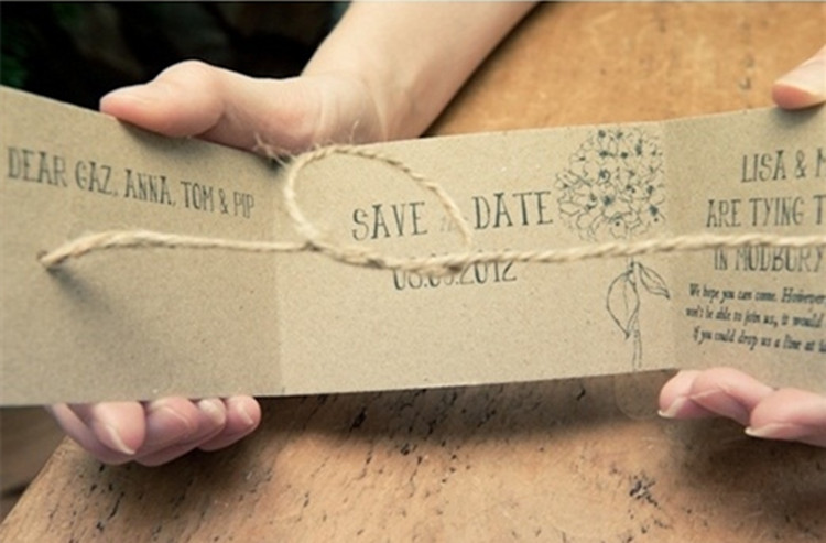 Creative Wedding Invitations WeddingInclude Wedding