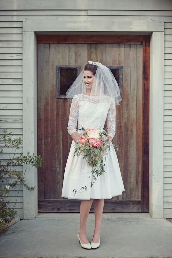 The Most Popular Short Wedding Dresses On Pinterest Page 3