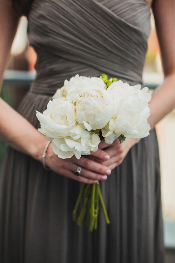 Fall Bridal Bouquets