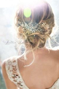 Hair Comes the Bride - 20 Bridal Hair Accessories Get ...