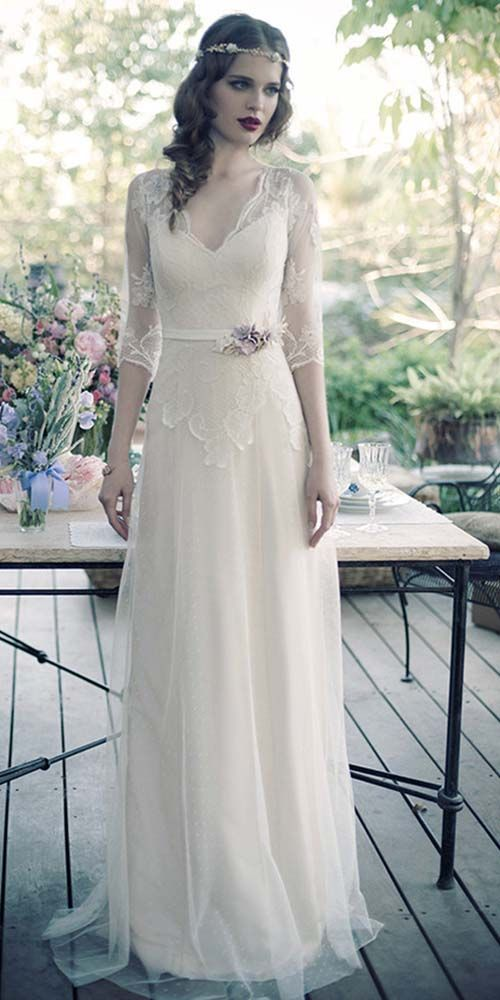 20 Vintage Wedding Dresses With Amazing Details Page 2