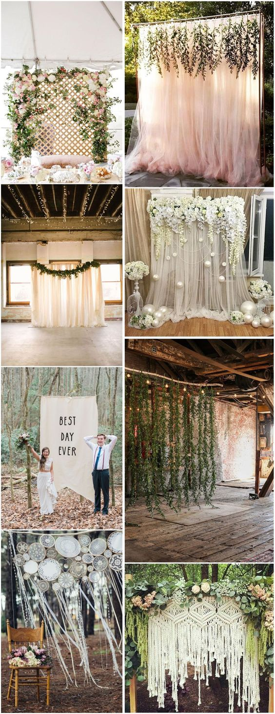 Unique Winter Wedding Ideas
