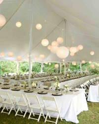 22 Outdoor Wedding Tent Decoration Ideas Every Bride Will