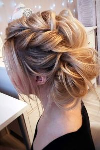 24 Lovely Medium-length Hairstyles For 2018 Weddings - Page 2