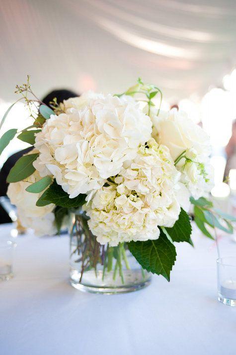 21 Simple Yet Rustic DIY Hydrangea Wedding Centerpieces Ideas  Page 3