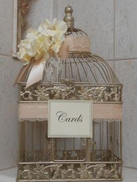Best 22 Birdcage Decoration Ideas For Rustic Weddings